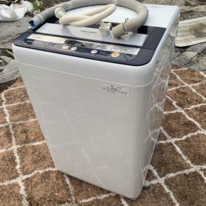 ☆パナソニック洗濯機